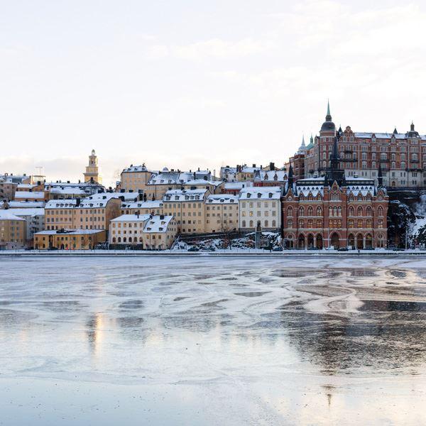 Helgresa till Stockholm