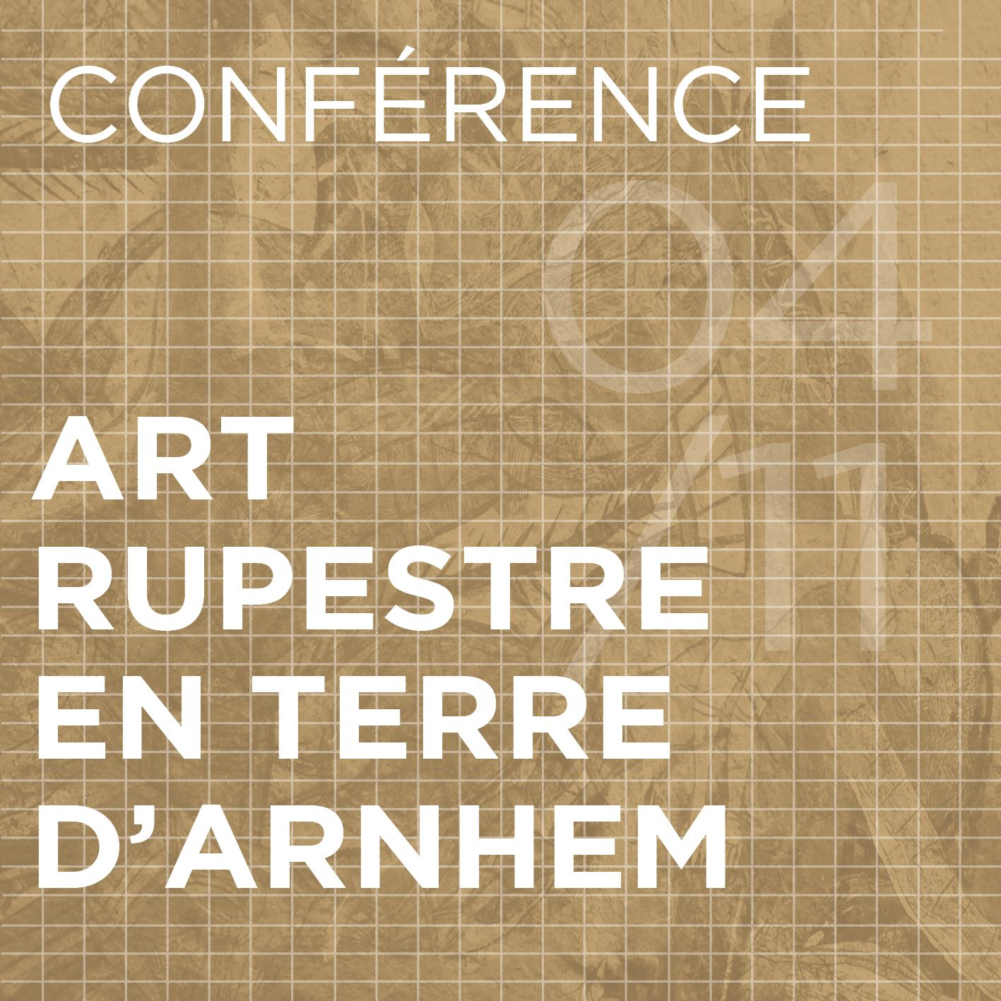 4:00 pm Conference at Lascaux international center