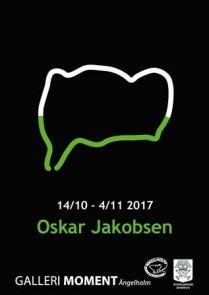 Vernissage med Oskar Jakobsen och utställningen Roots/Rötter