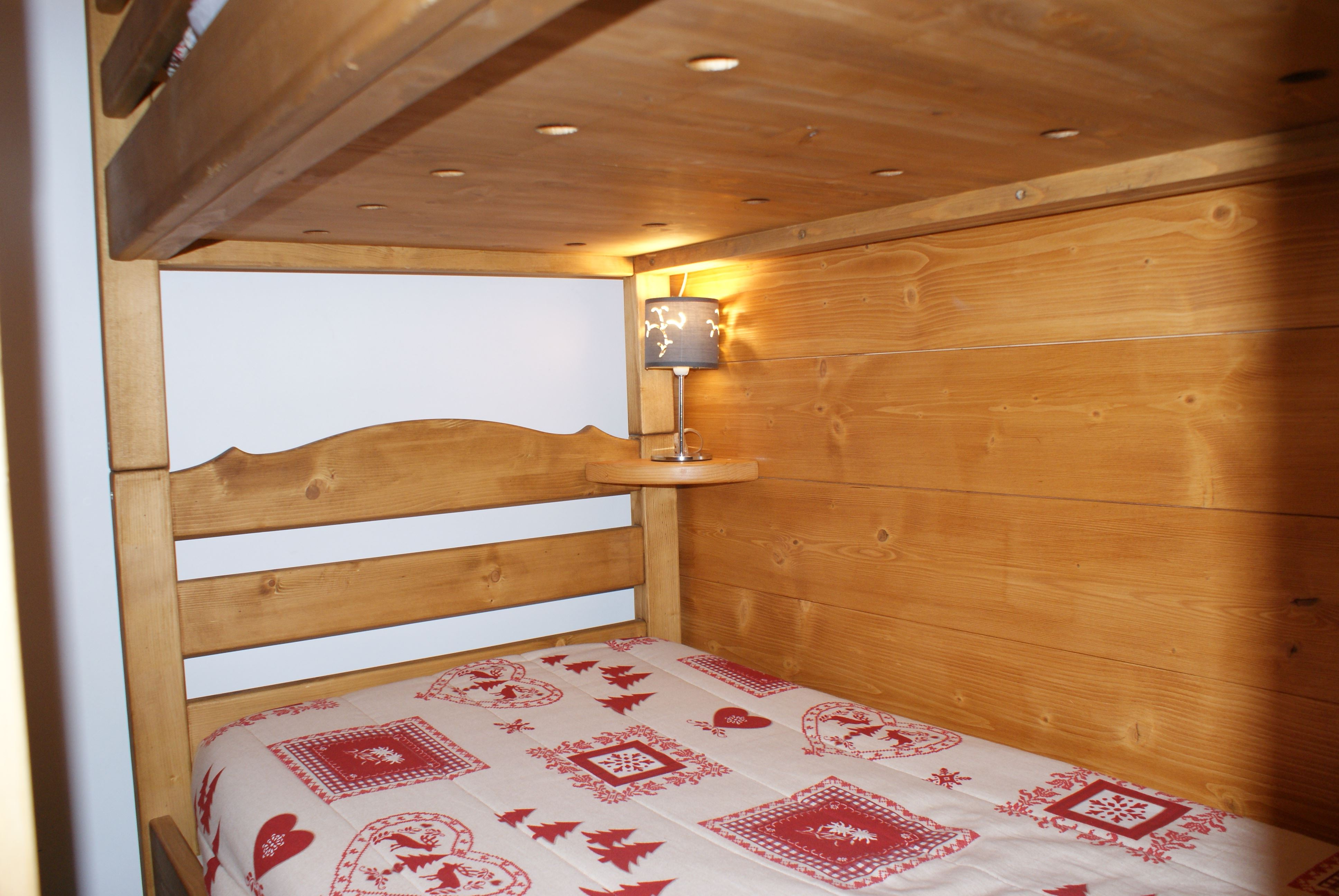 Cimes de Caron 1200 > 2 Rooms 3 - 4 Persons - 3 Gold Snowflakes (Ma Clé Immo)