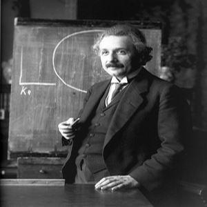 Utställning - Albert Einstein v.43