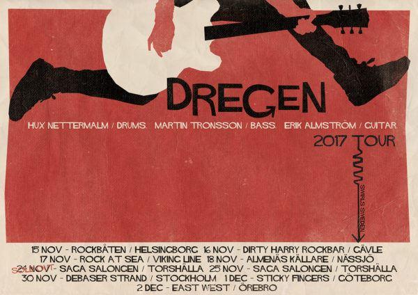 Dregen + support VCPS