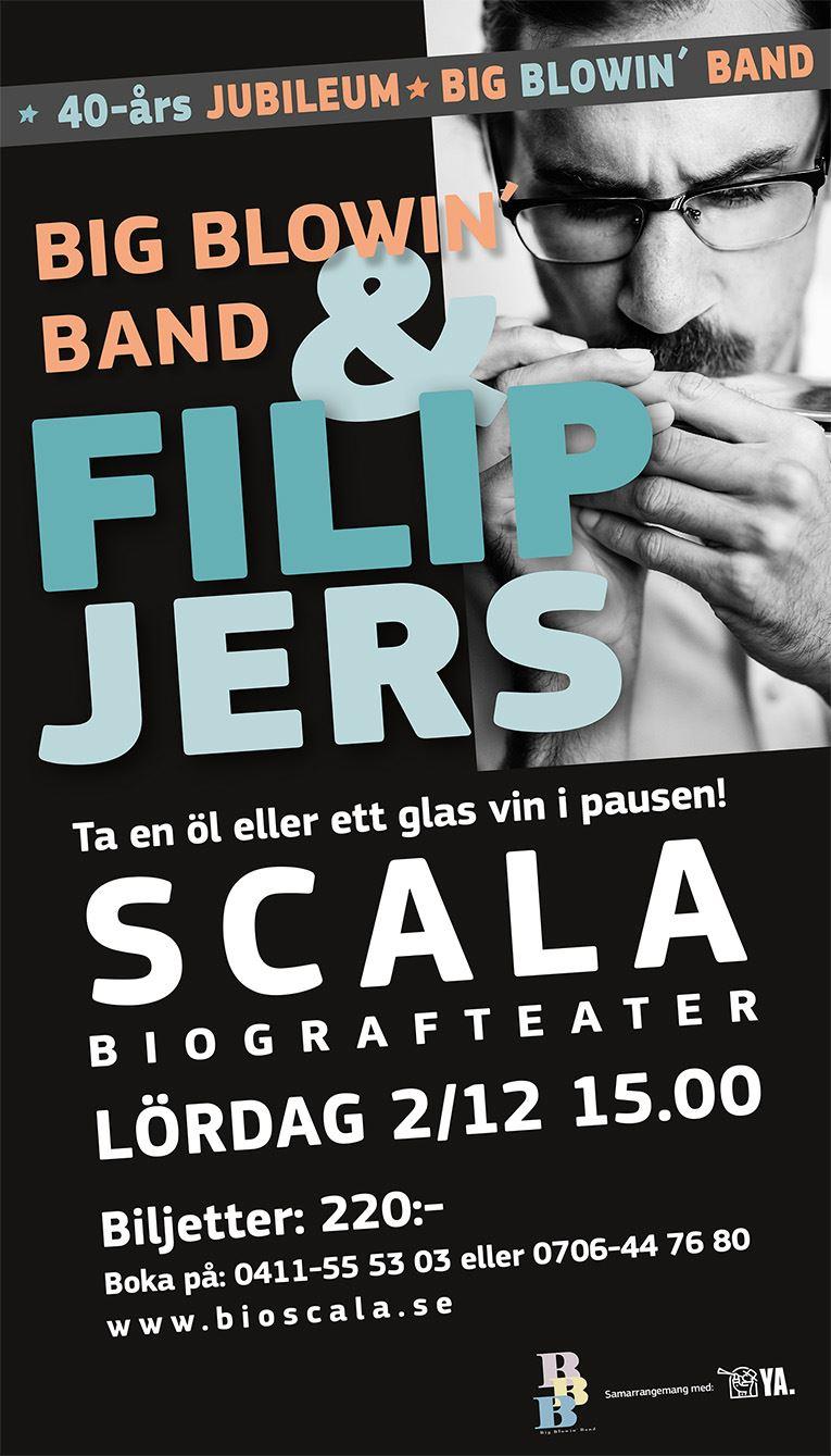 Filip Jers & Big Blowin Band