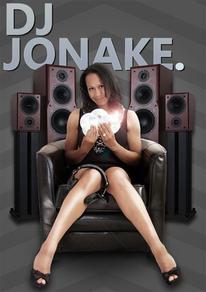 Dj Jonake i Arken nattklubb