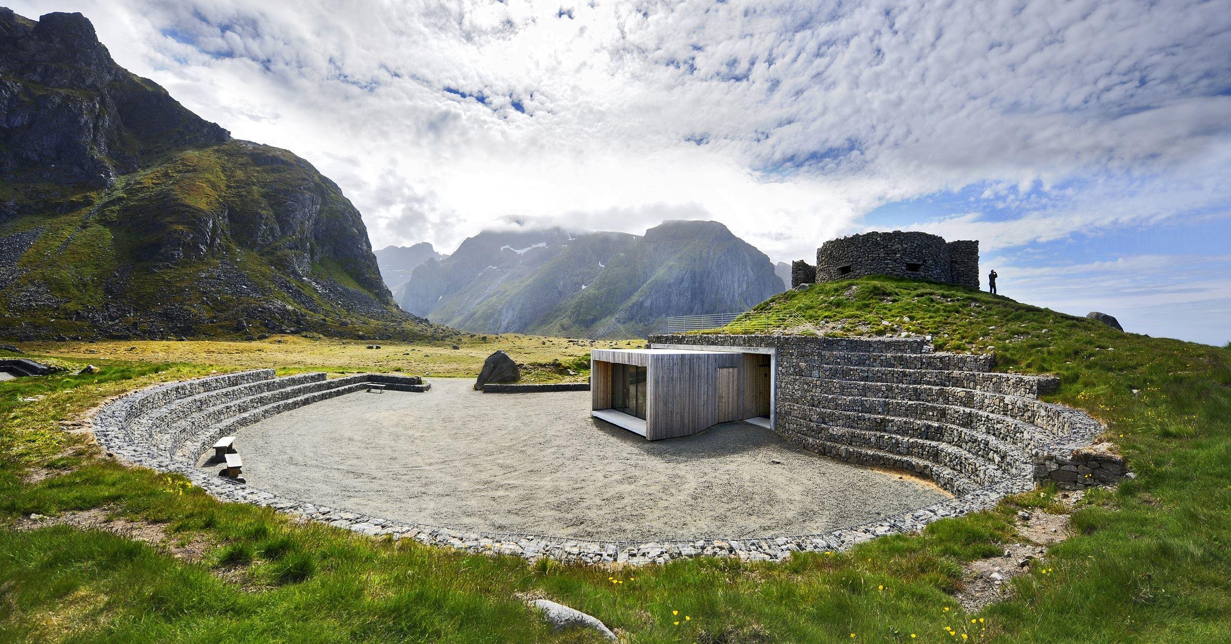 CH, Norwegian Scenic Route Lofoten