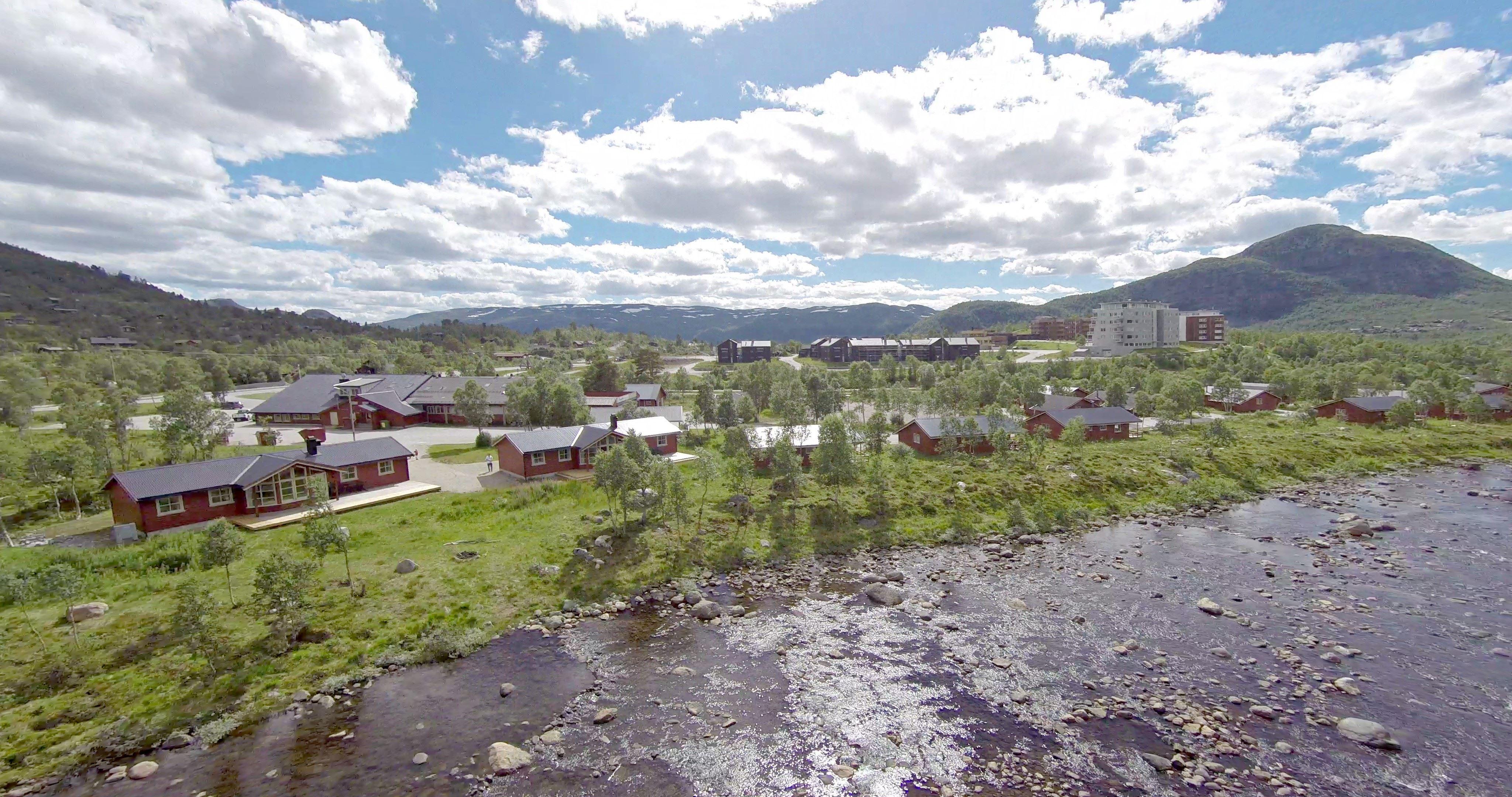 Hovden Høyfjellsenter - Hytter