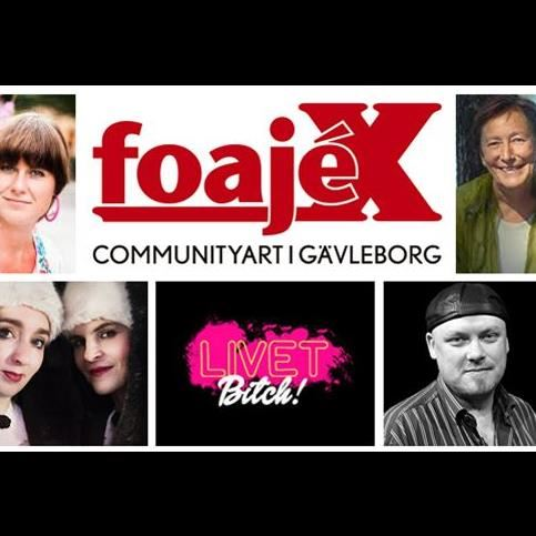 INSTÄLLT! Forum för Communityart och fredspedagogik