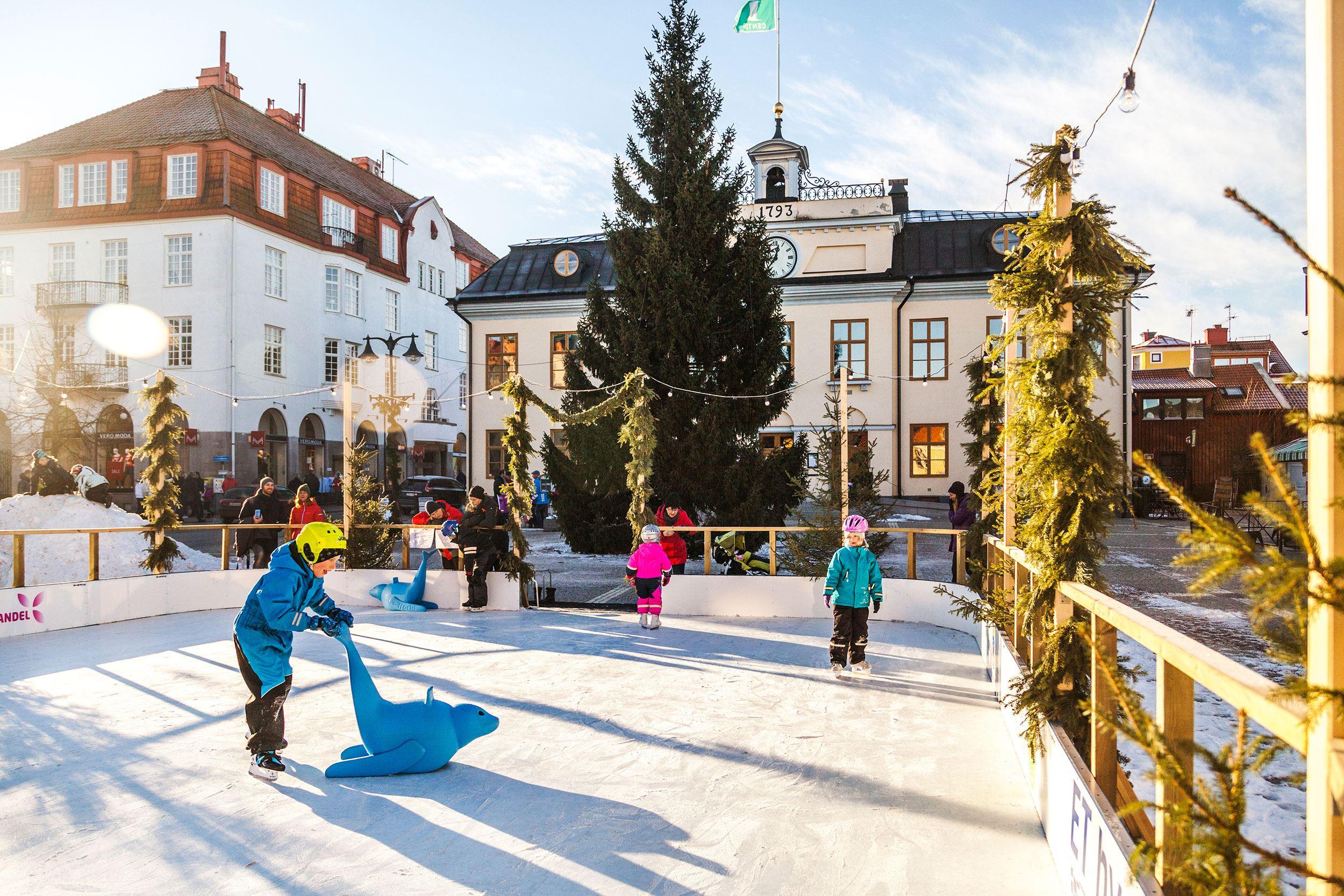 Familjejul i Västervik