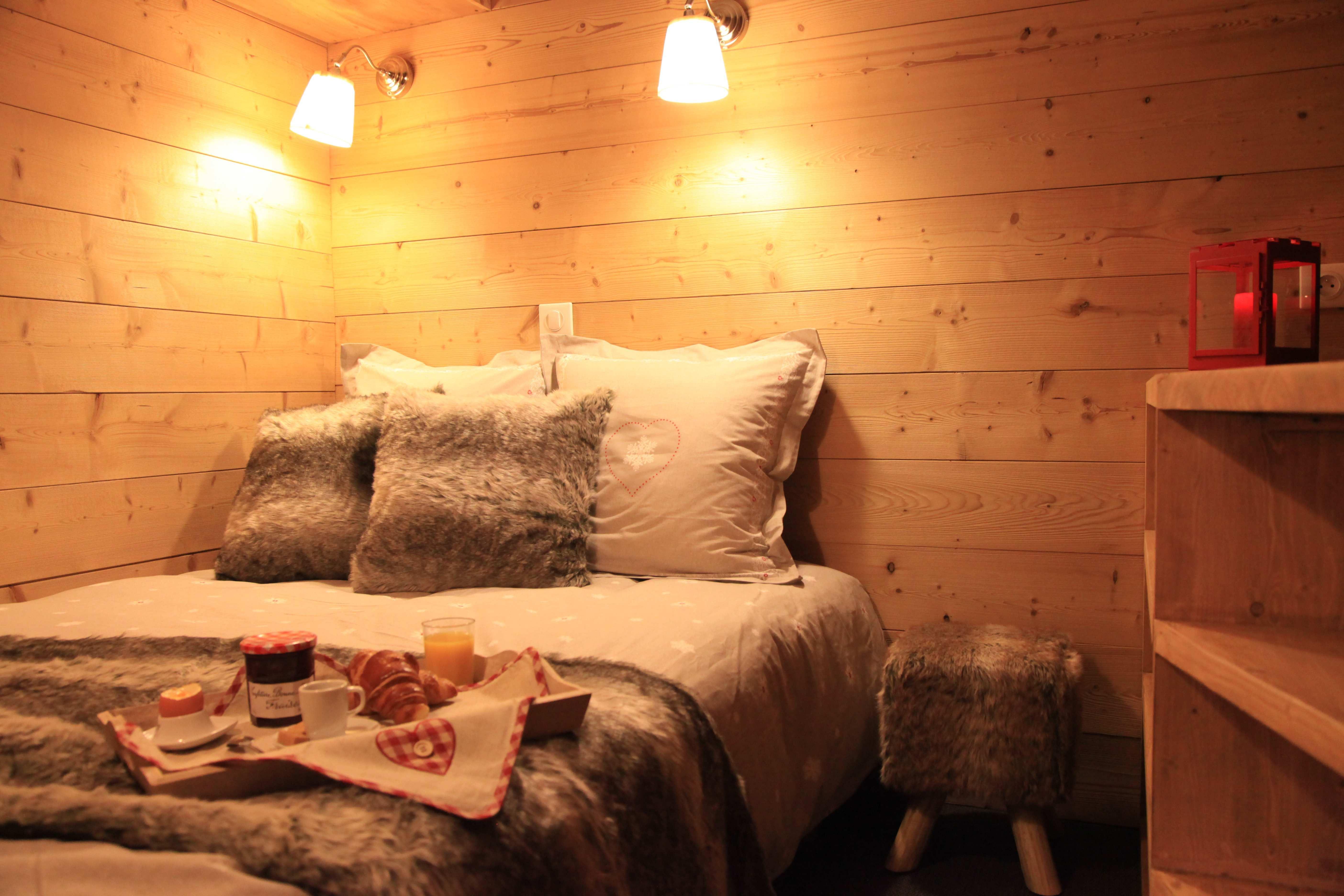 Lauzières 415 > Apartment + Cabin - 4 People - 3 Gold Snowflakes (Ma Clé IMMO)