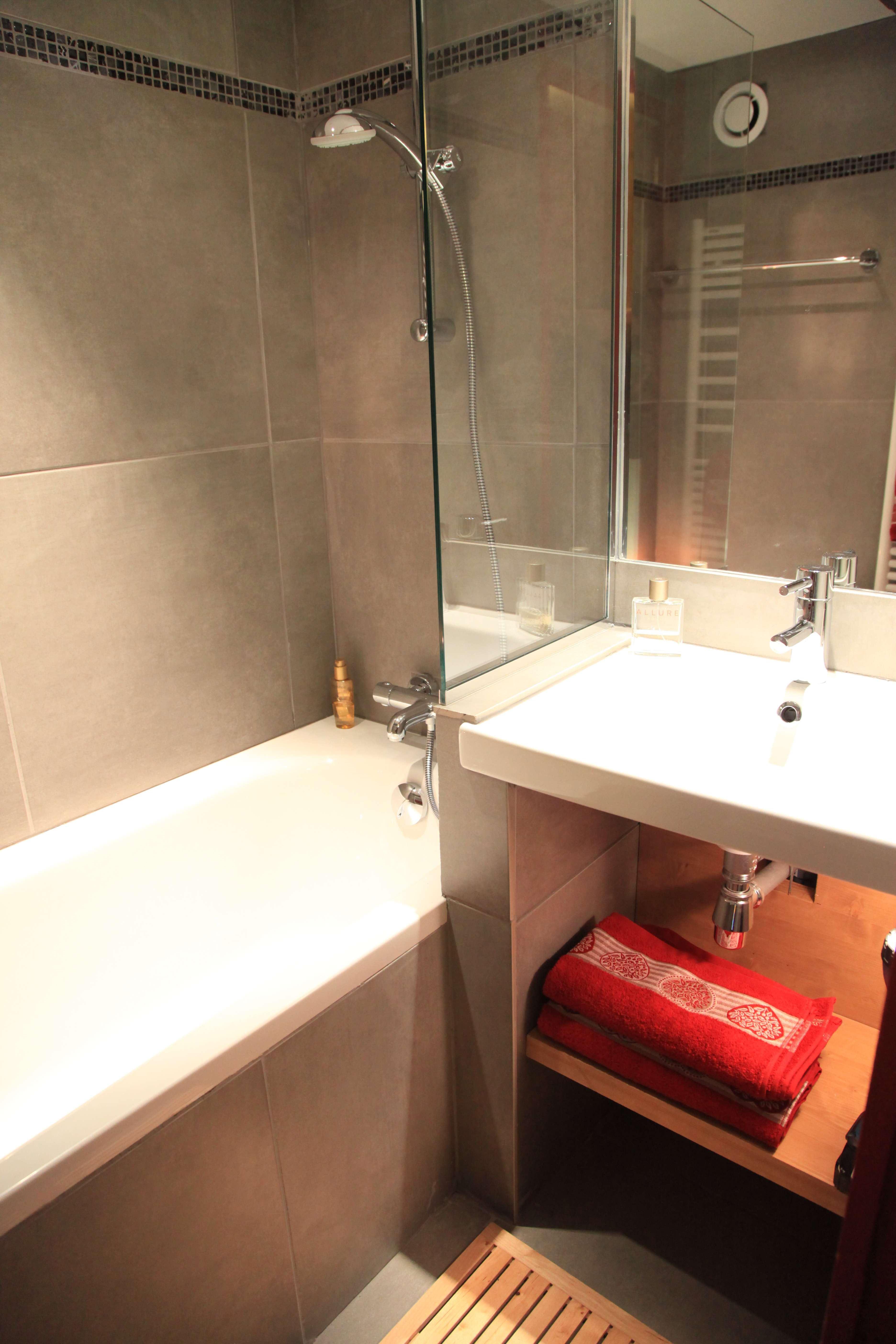 Lauzières 415 > Appartement 2 Pièces + Cabine - 4 Personnes - 3 Flocons Or (Ma Clé IMMO)