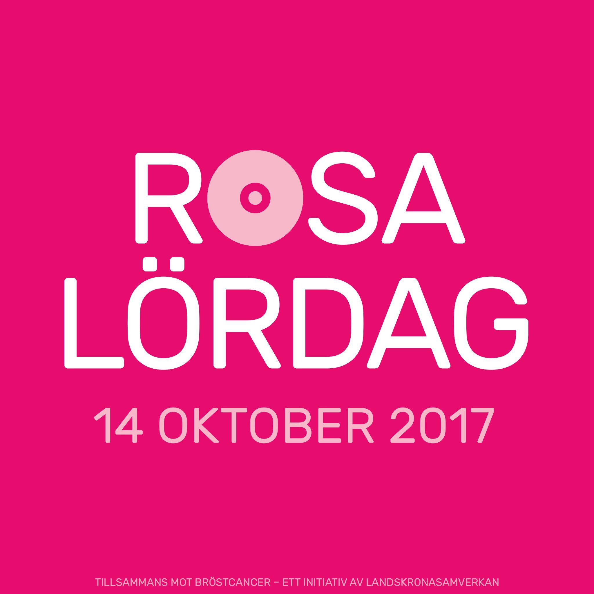Rosa Lördag