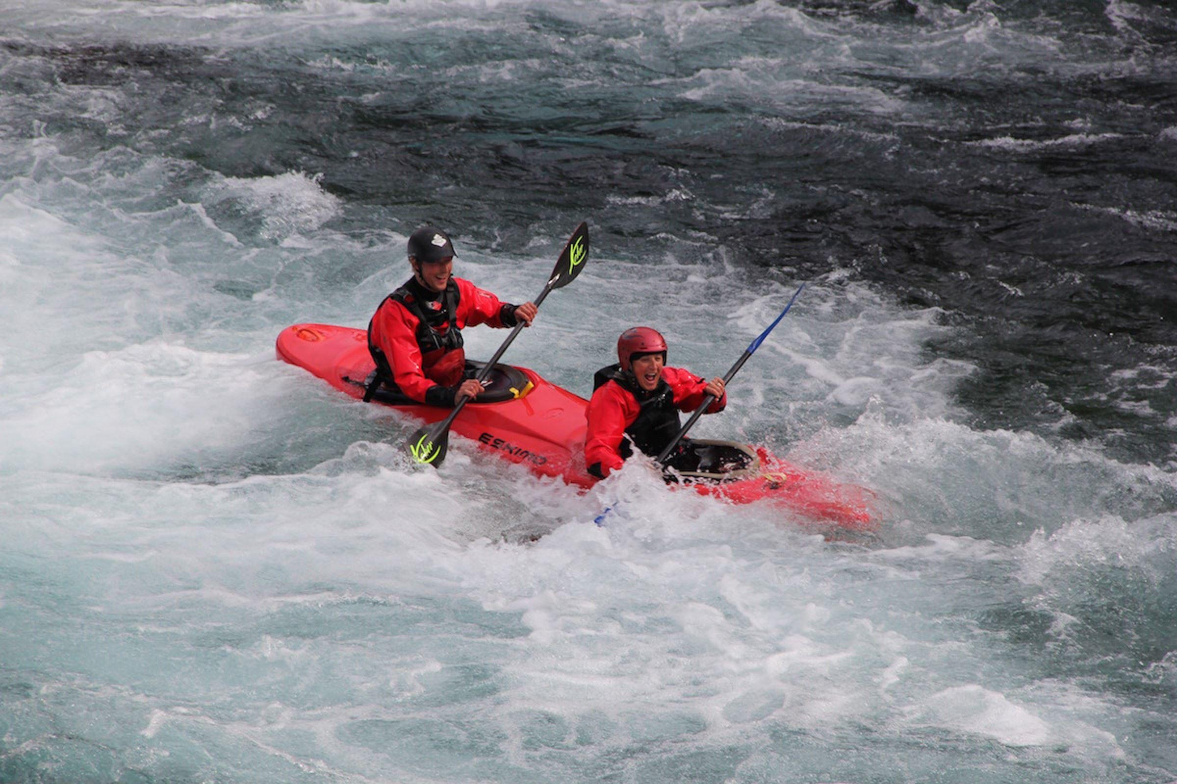 Urs Fischer,  © RiverNorth, Rafting i Auster-Vefsna