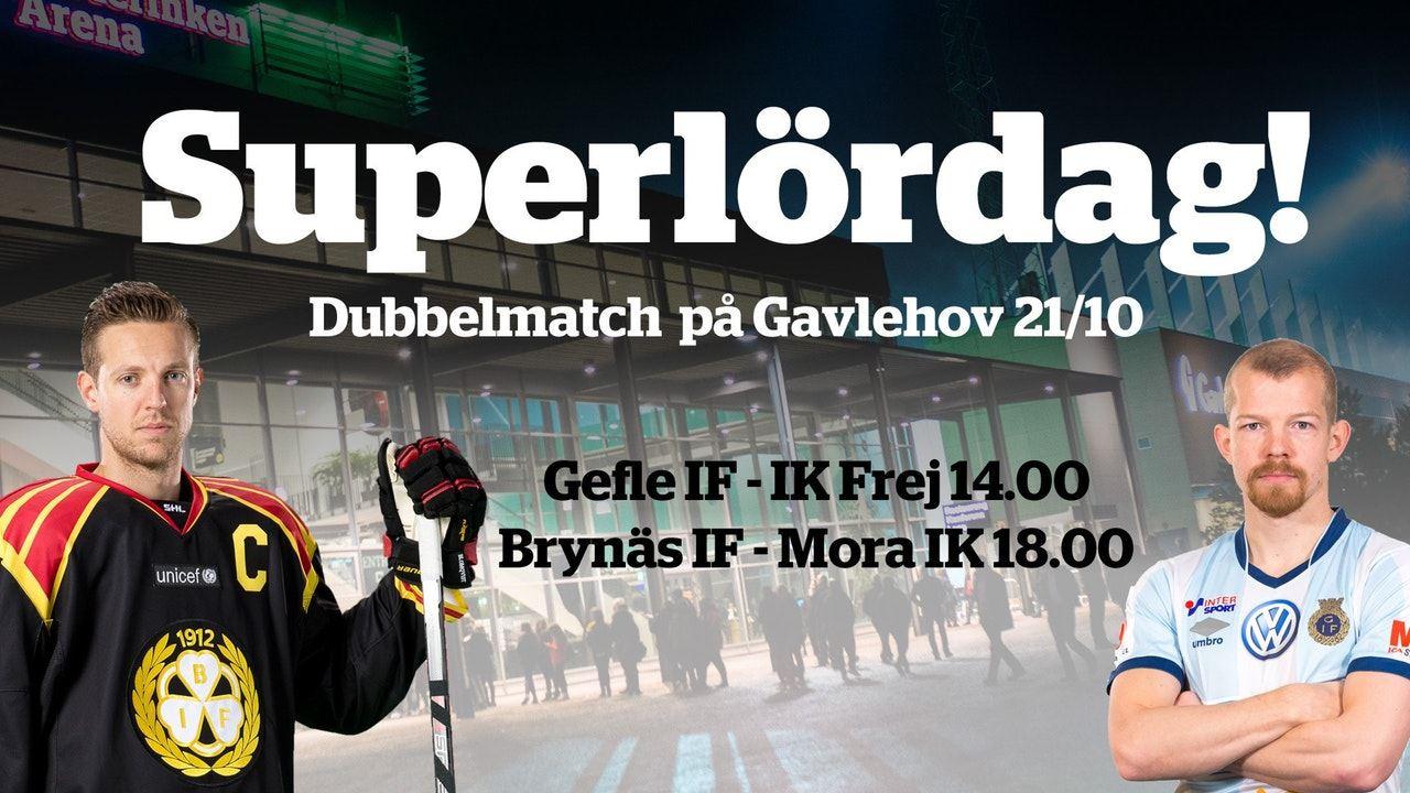 Superlördag på Gavlehov