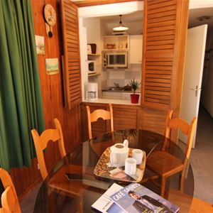 HAUTS DE CHAVIERE A32 / APARTMENT 3 ROOMS 6 PERSONS - 1 BRONZE SNOWFLAKES - VTI
