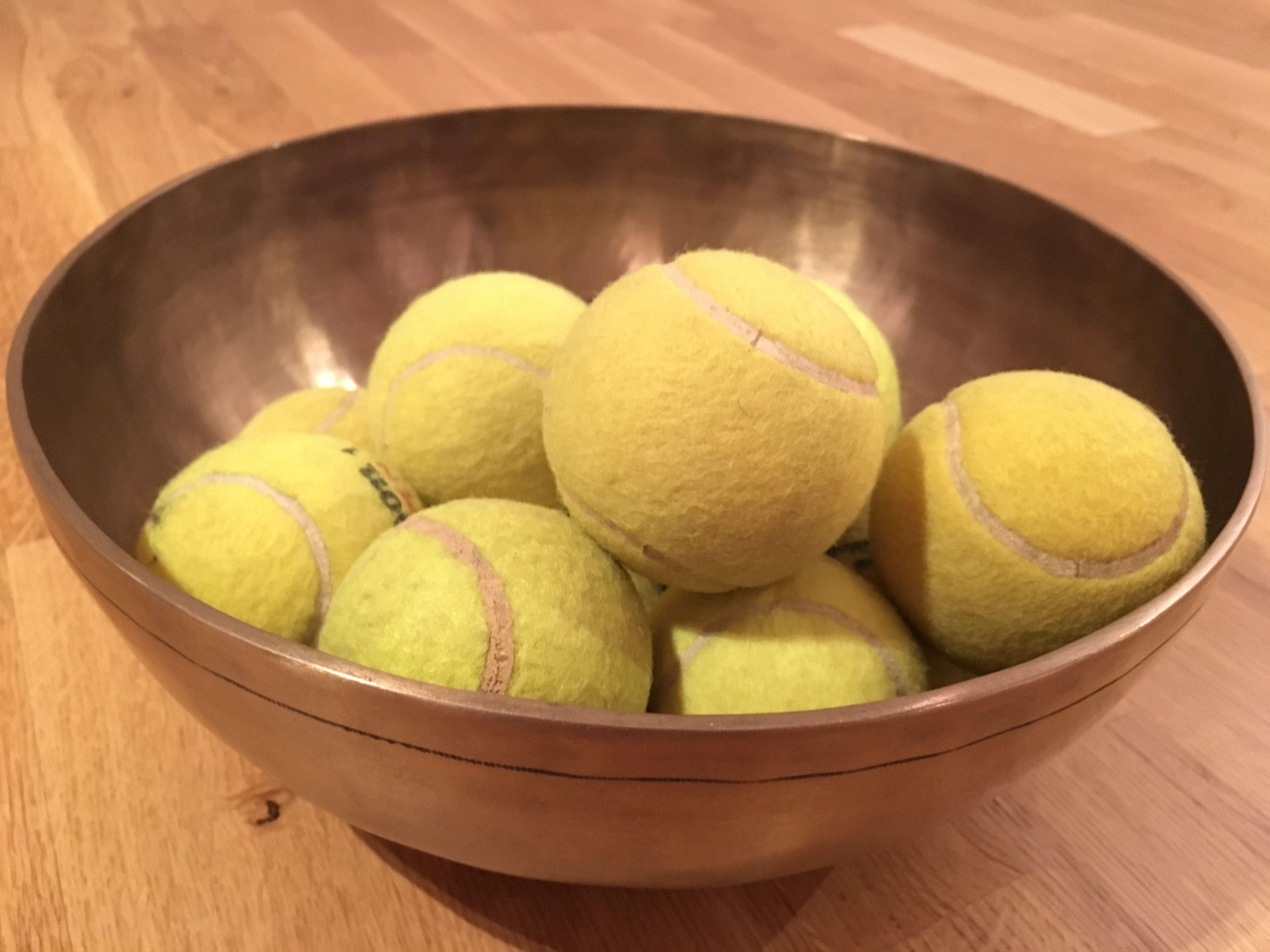Yinyoga & massage med tennisbollar