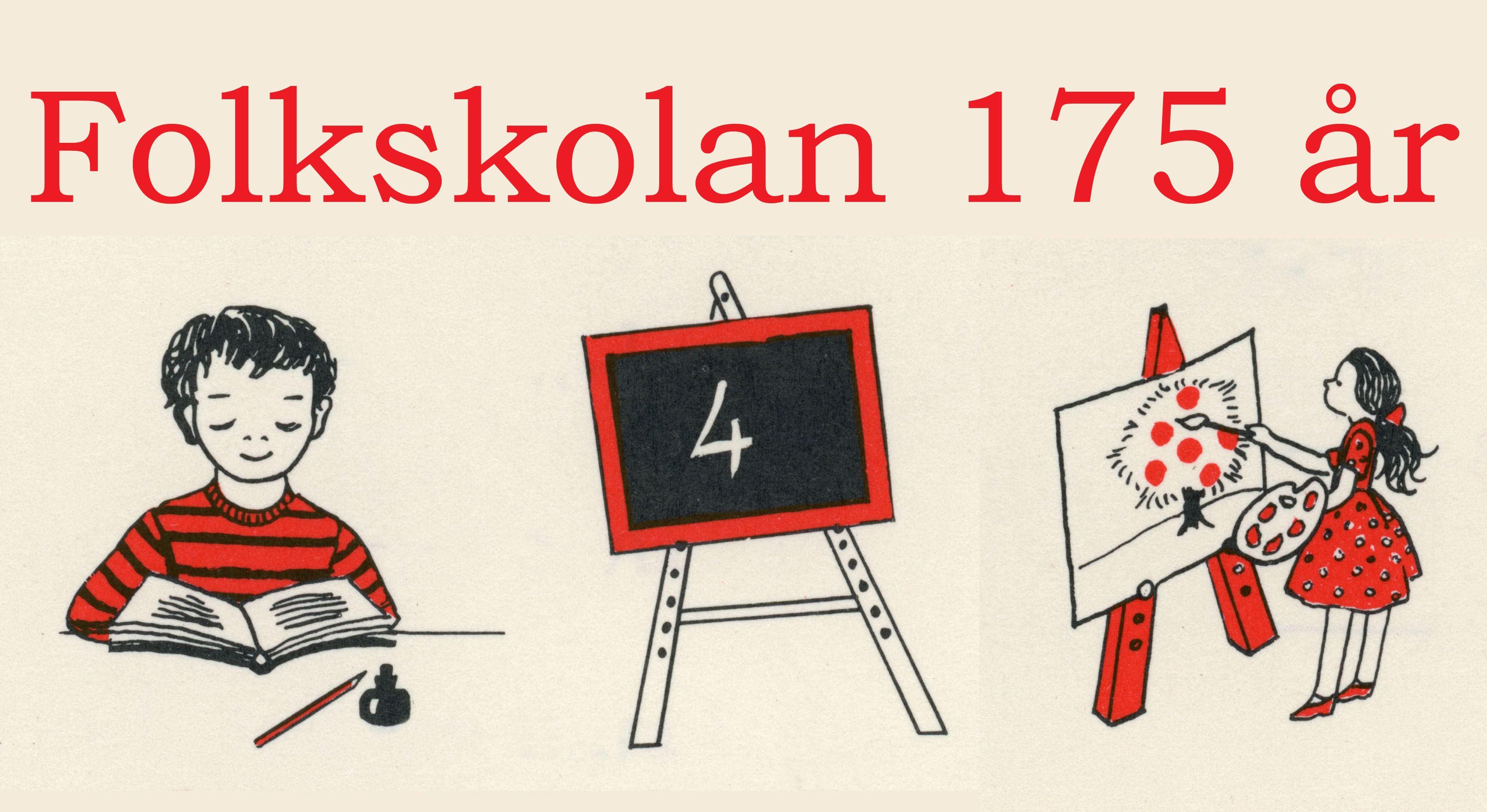 Folkskolan 175 år