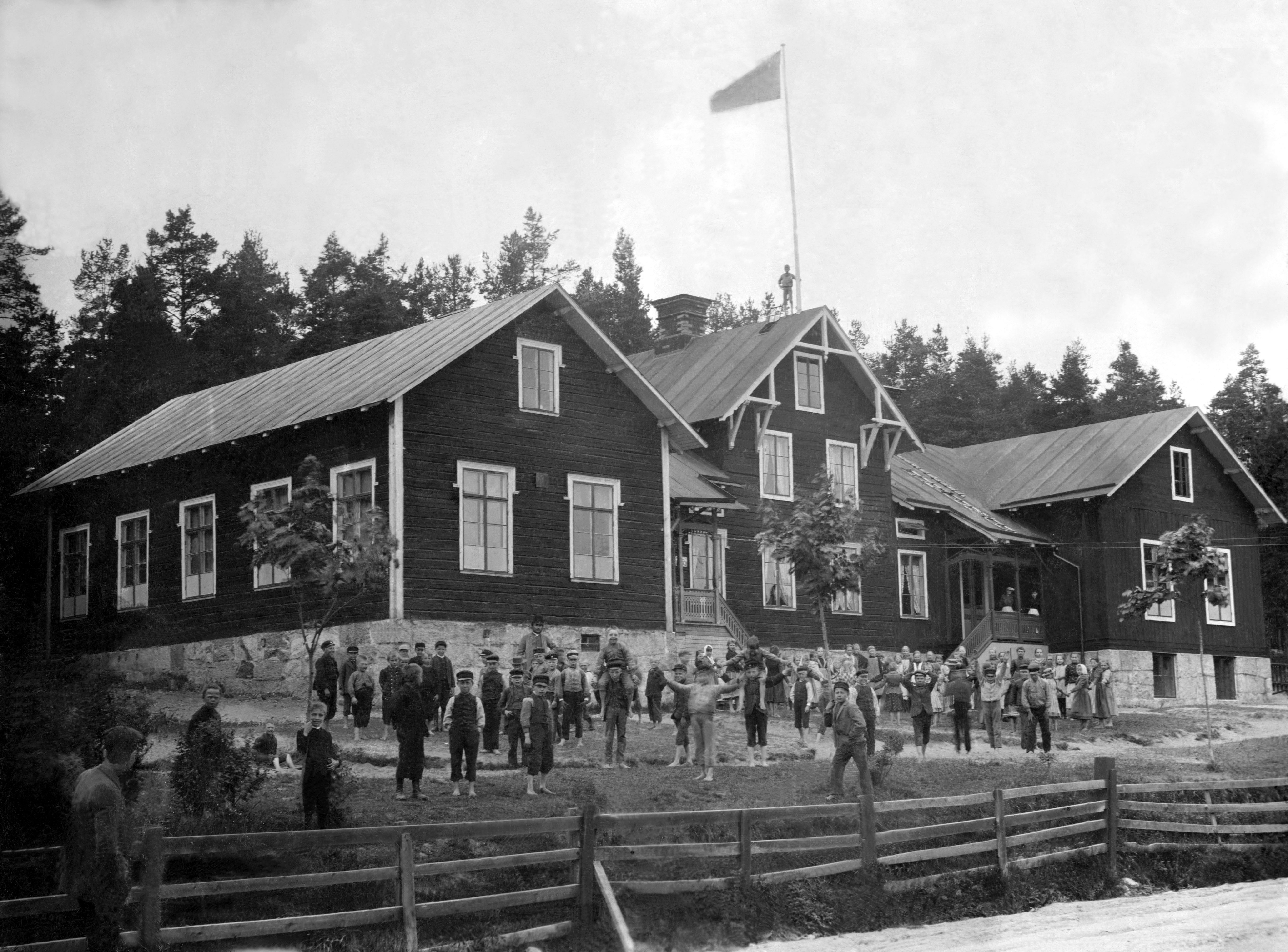 okänd, Stigslunds skola 1890-tal