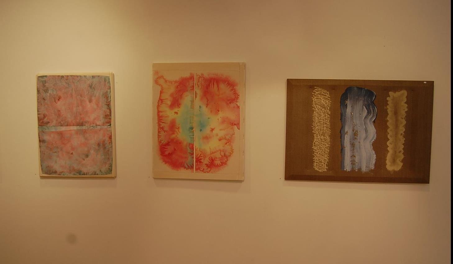 Utställning med Dorinel Marc