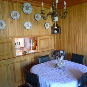 3 rooms 6 people ski in-ski out / OURSE BLEUE 509 (Mountain)