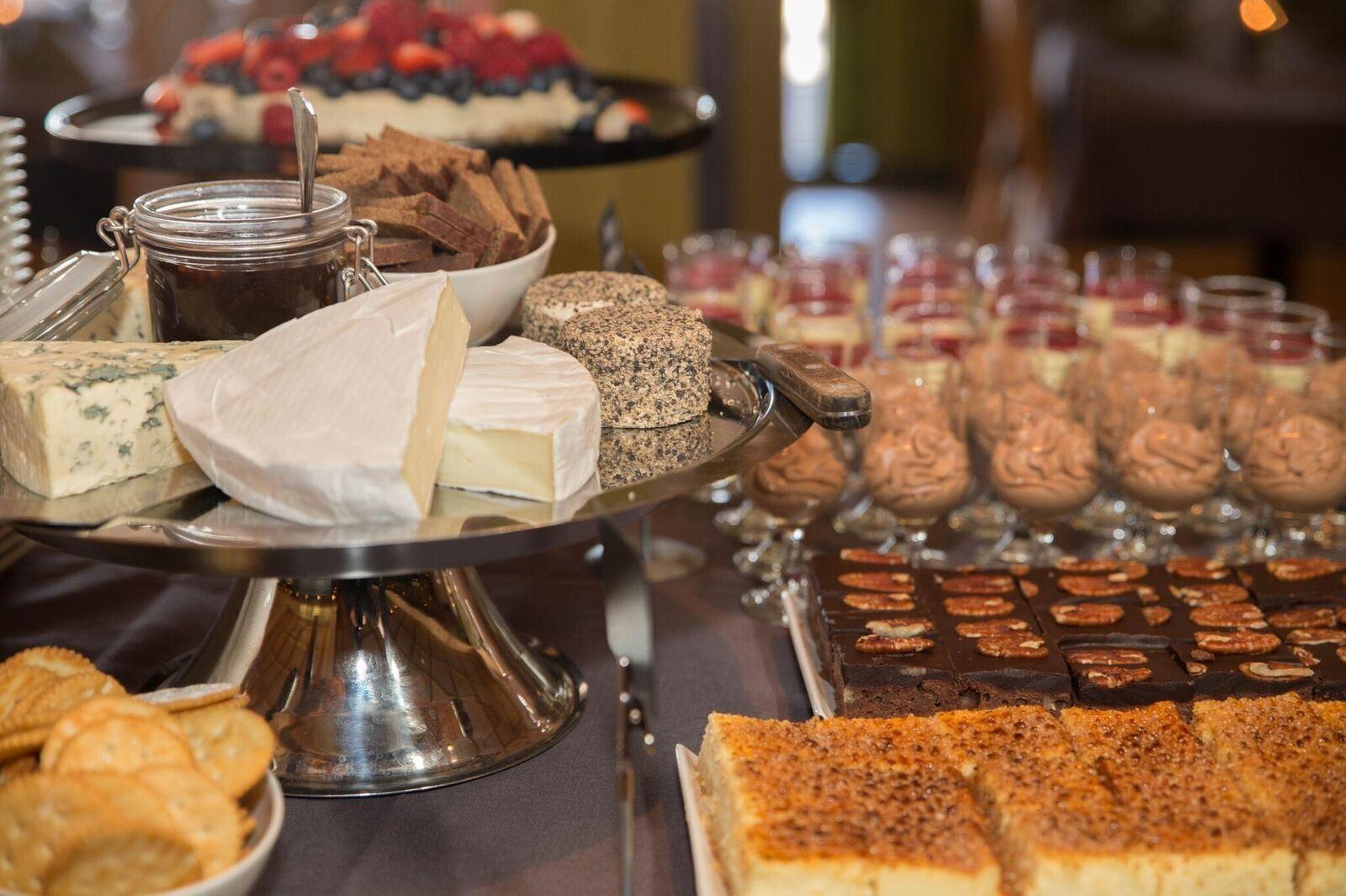 Farsdagsbrunch i Oliven restaurang & bar