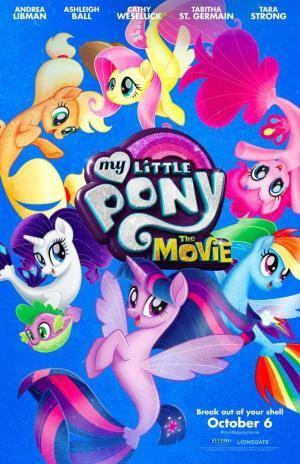 Bio Savoy: My Little Pony: The Movie