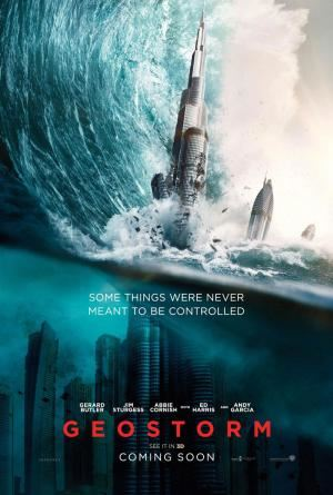 Elokuvateatteri Bio Savoy: Geostorm 3D