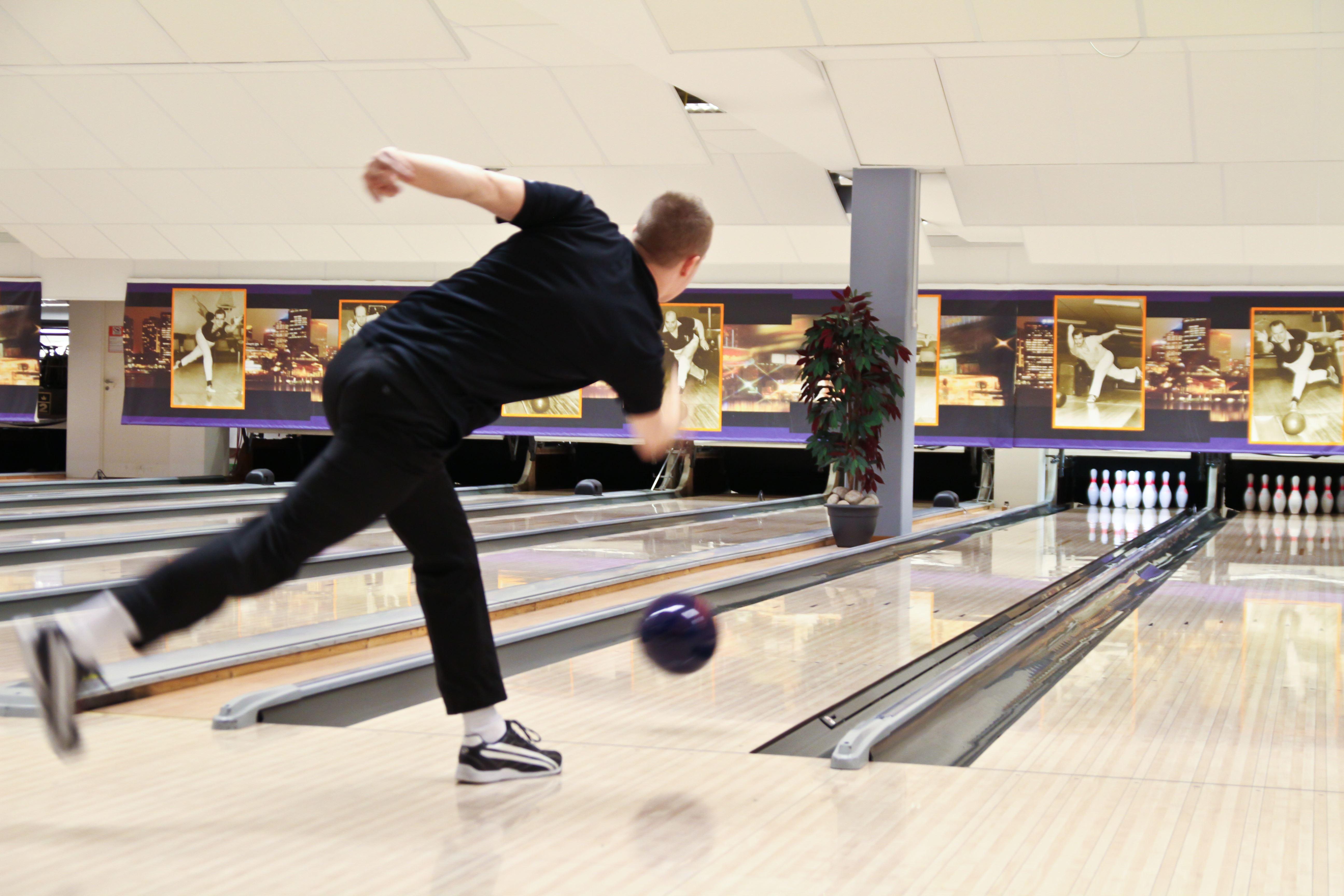 Bowlinghelg med Sverigeeliten