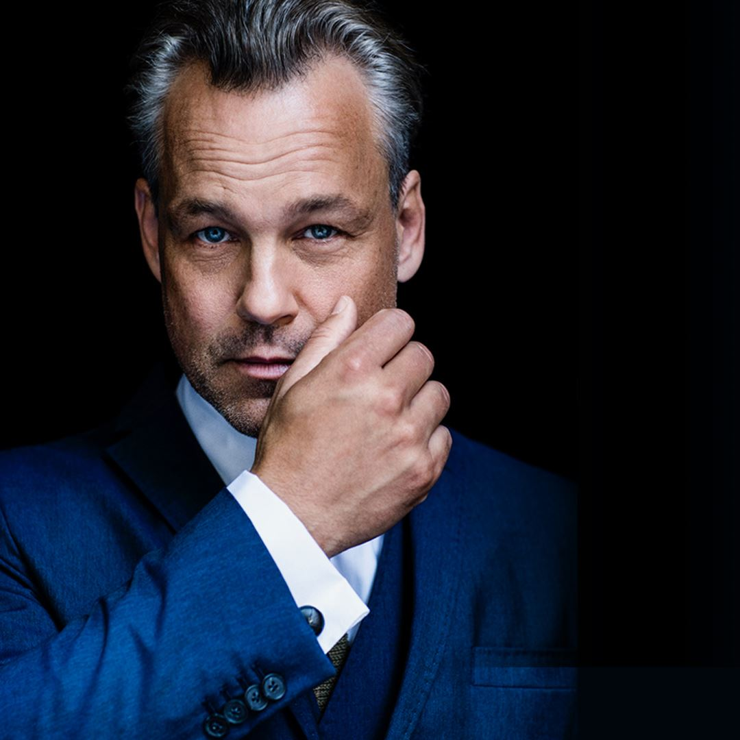 Var inte rädda - Standup Show med Henrik Schyffert