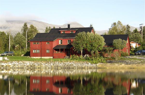 Velfjordferie,  © Velfjordferie, Leiligheter ved fjorden