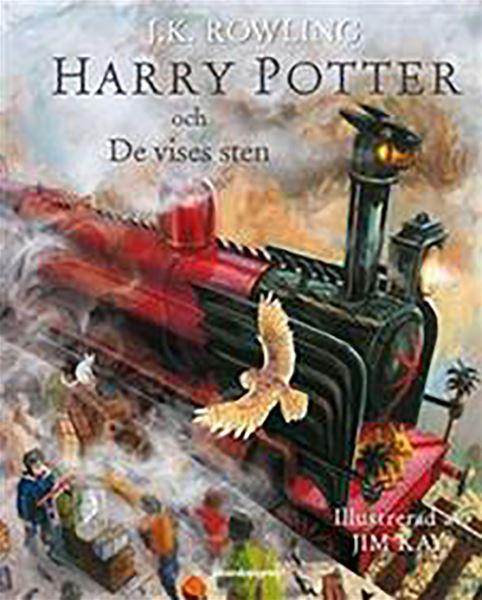Fira Harry Potter 20 år