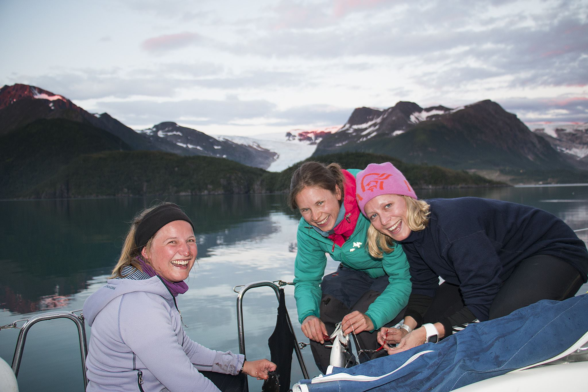 Seil Norge,  © Seil Norge, Sailing Adventures along the Helgeland coast (copy)
