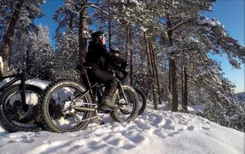 Guided Fatbike Trip | Fenix Ohjelmapalvelut