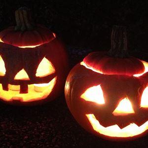 Greger Ravik via Visualhunt.com, cc-by, Halloween-pyssel Kulturlovet