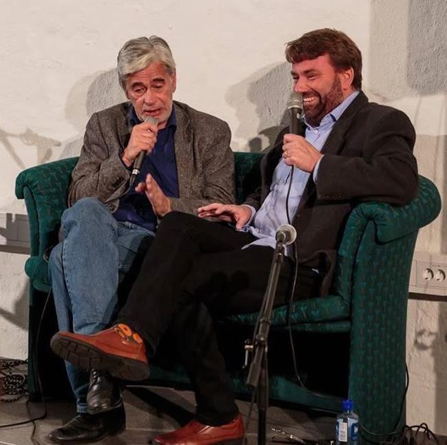 Joakim Kasimir, SOFFAN Talkshow