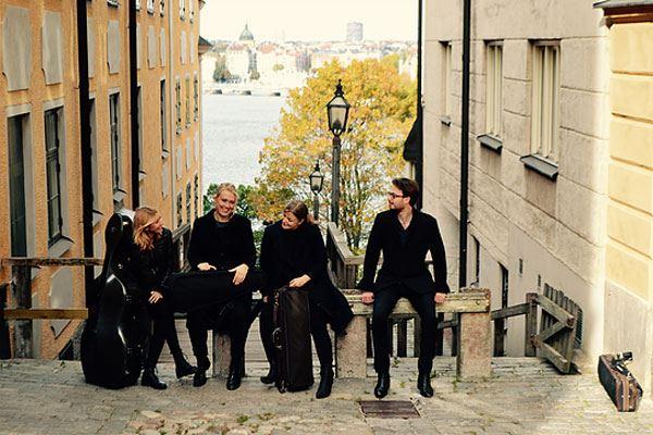 Treitlerkvartetten, stråkkvartett