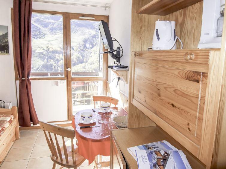 3 Pers Studio ski-in ski-out / SARVAN 208
