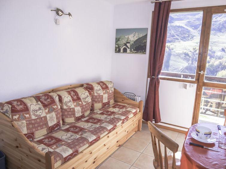 Studio 3 Pers skis aux pieds / SARVAN 208