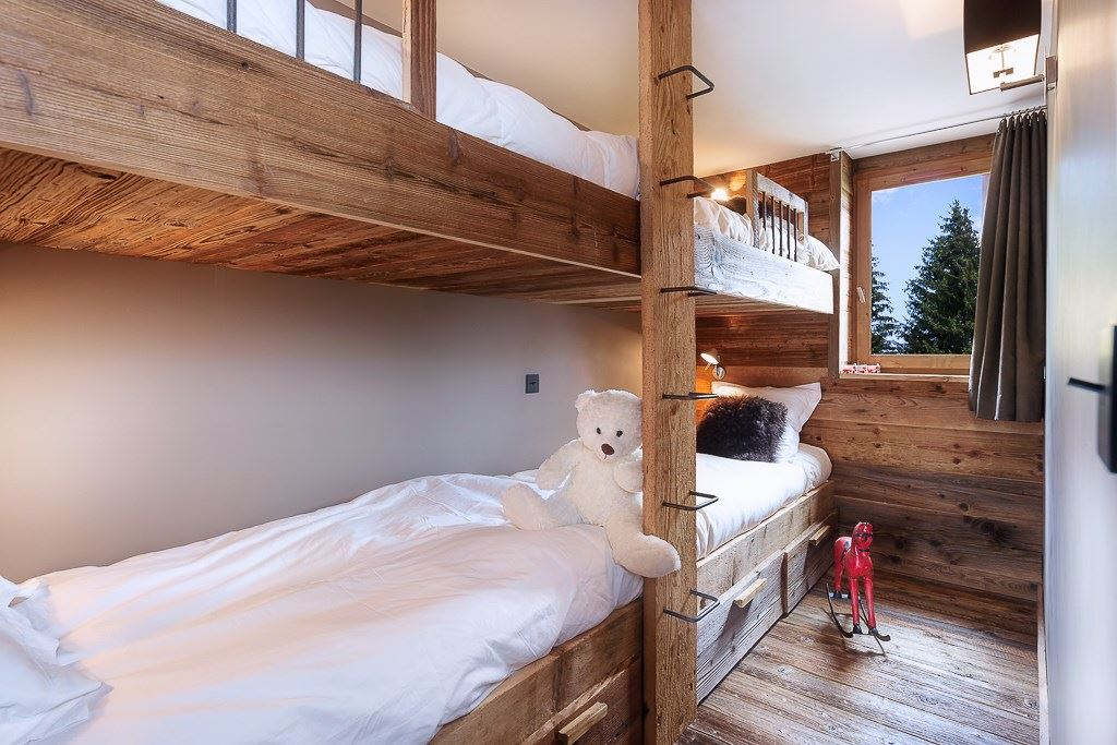 4 rooms 8 people ski-in ski-out / PRALONG 303 (mountain of dream)