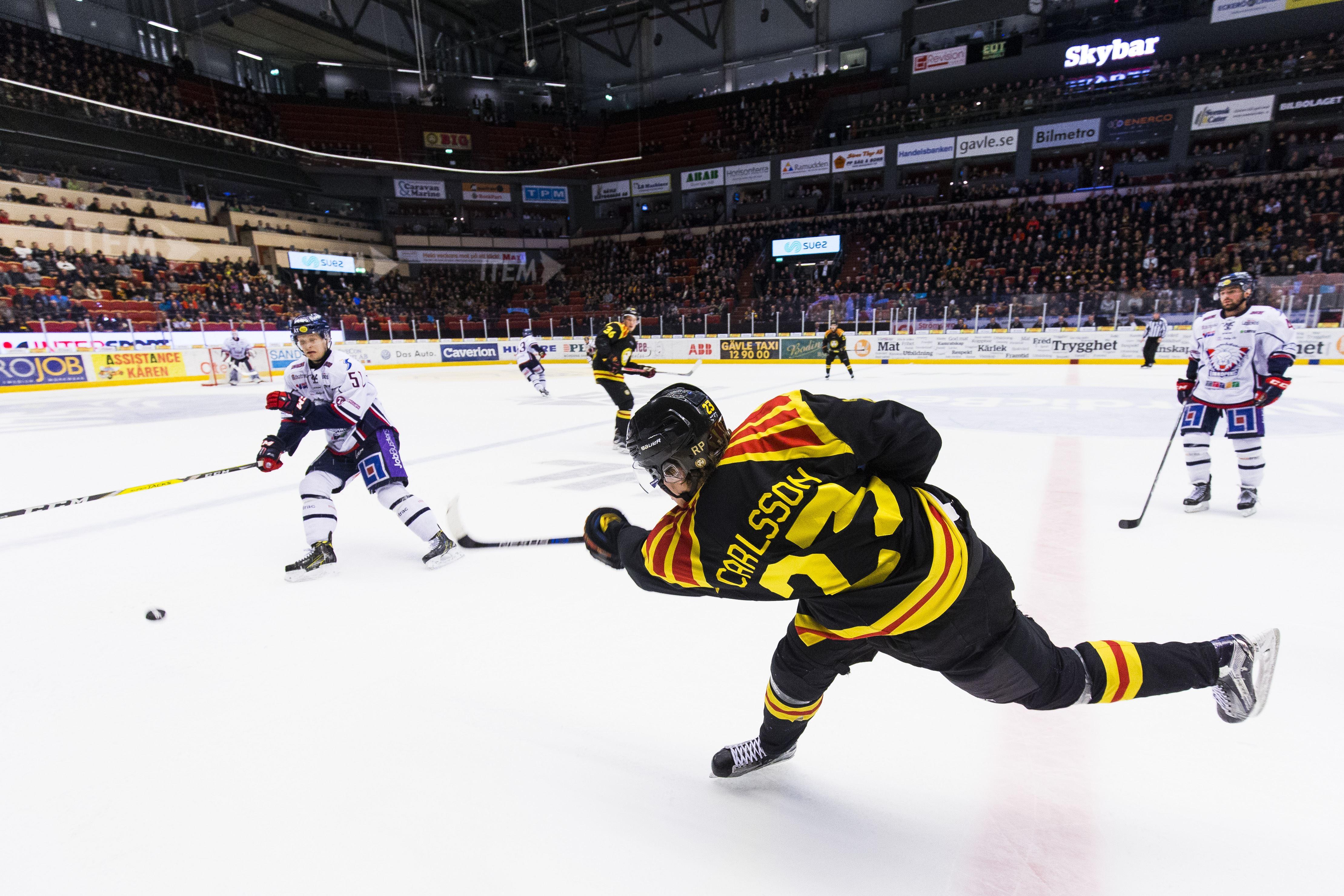 Brynäs IF - Linköpings HC