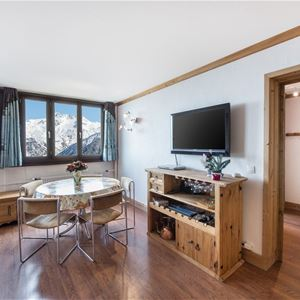3 rooms 5 people / PORTE DE COURCHEVEL 410 A (mountain of charm)