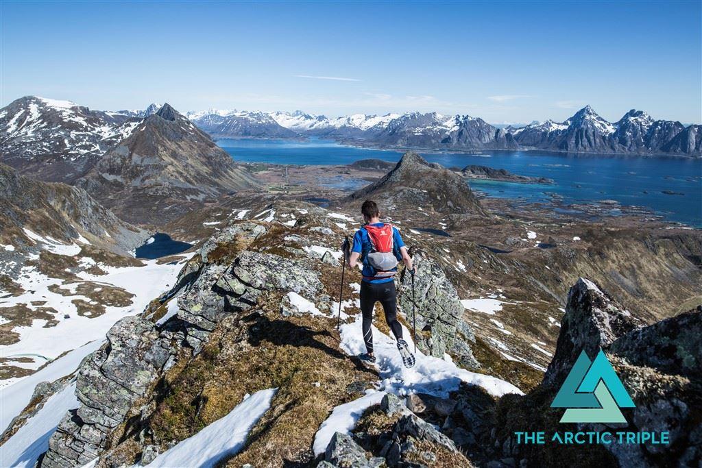© Alexis Berg // www.thearctictriple.com, Lofoten Ultra-Trail Marathon // The Arctic Triple