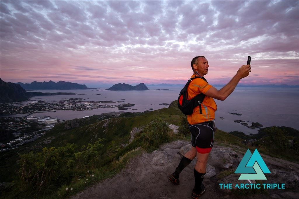 © Kai-Otto Melau / www.thearctictriple.com, Lofoten Triathlon Extreme // The Arctic Triple