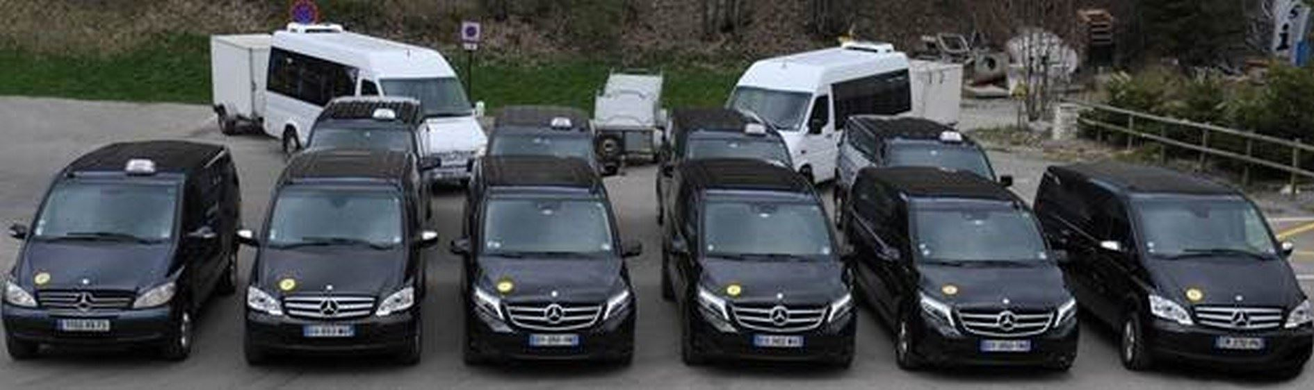 PRIVATE TRANSFER FROM ANNECY TRAIN STATION - ALPES TAXIS TRANSPORTS
