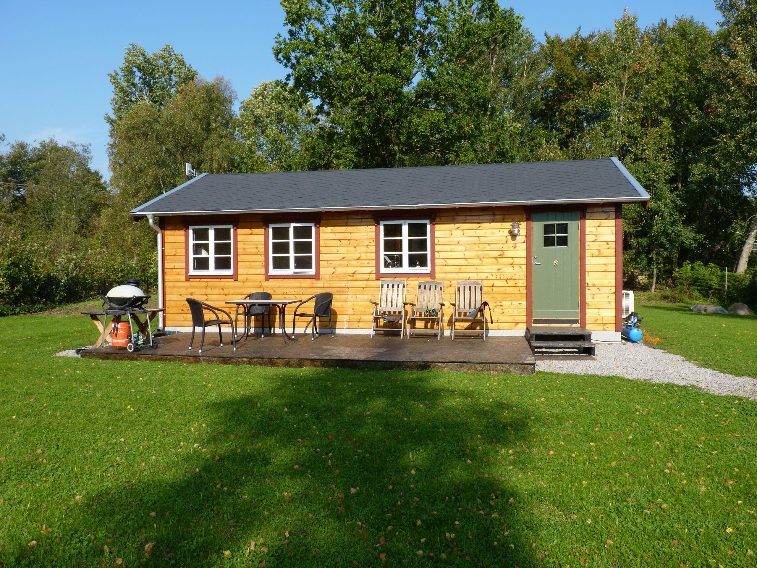 Cottage with 4 beds - Torsö