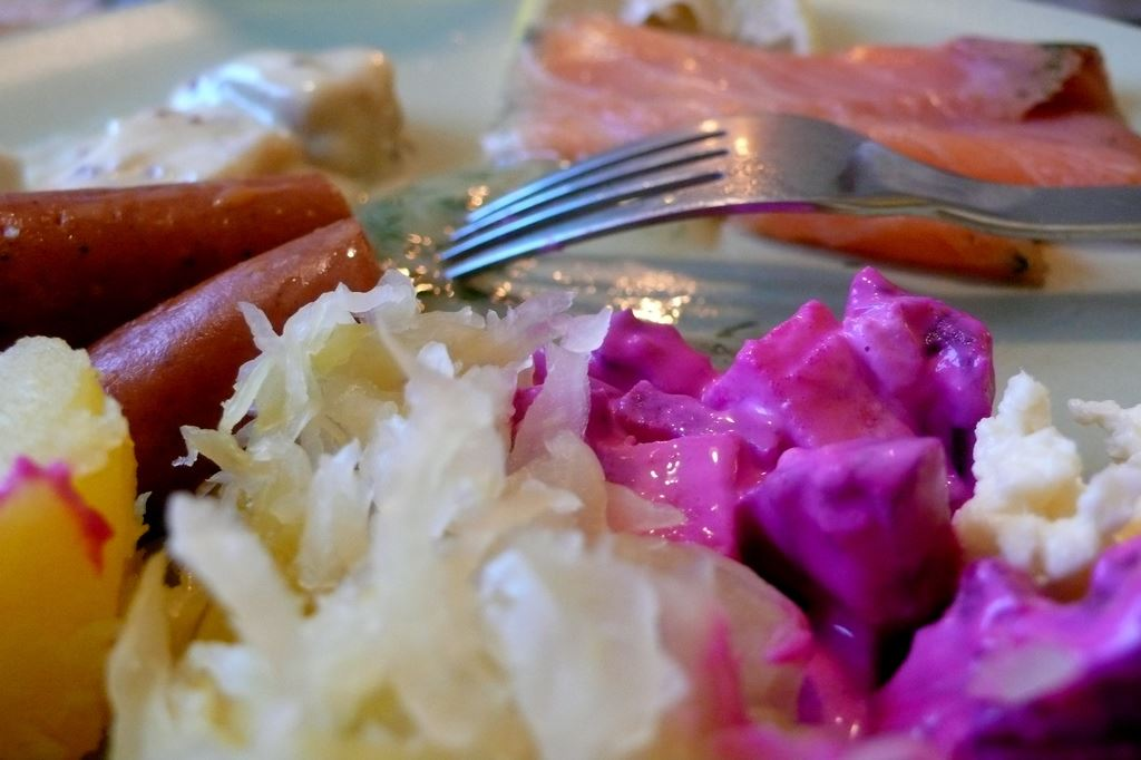 Julbord 2017: Restaurang Smak