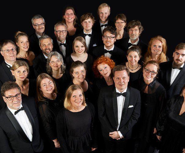 Julekoncert med Det Fynske Kammerkor på Fuglsang Herregård