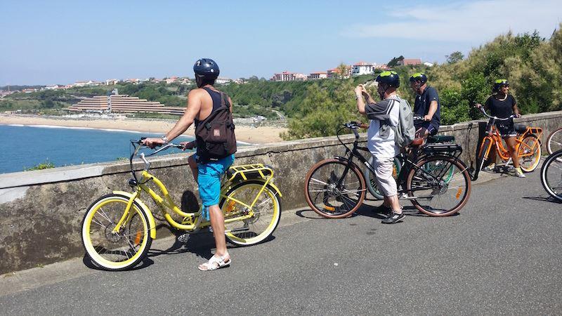 Visite guidée en vélo électrique