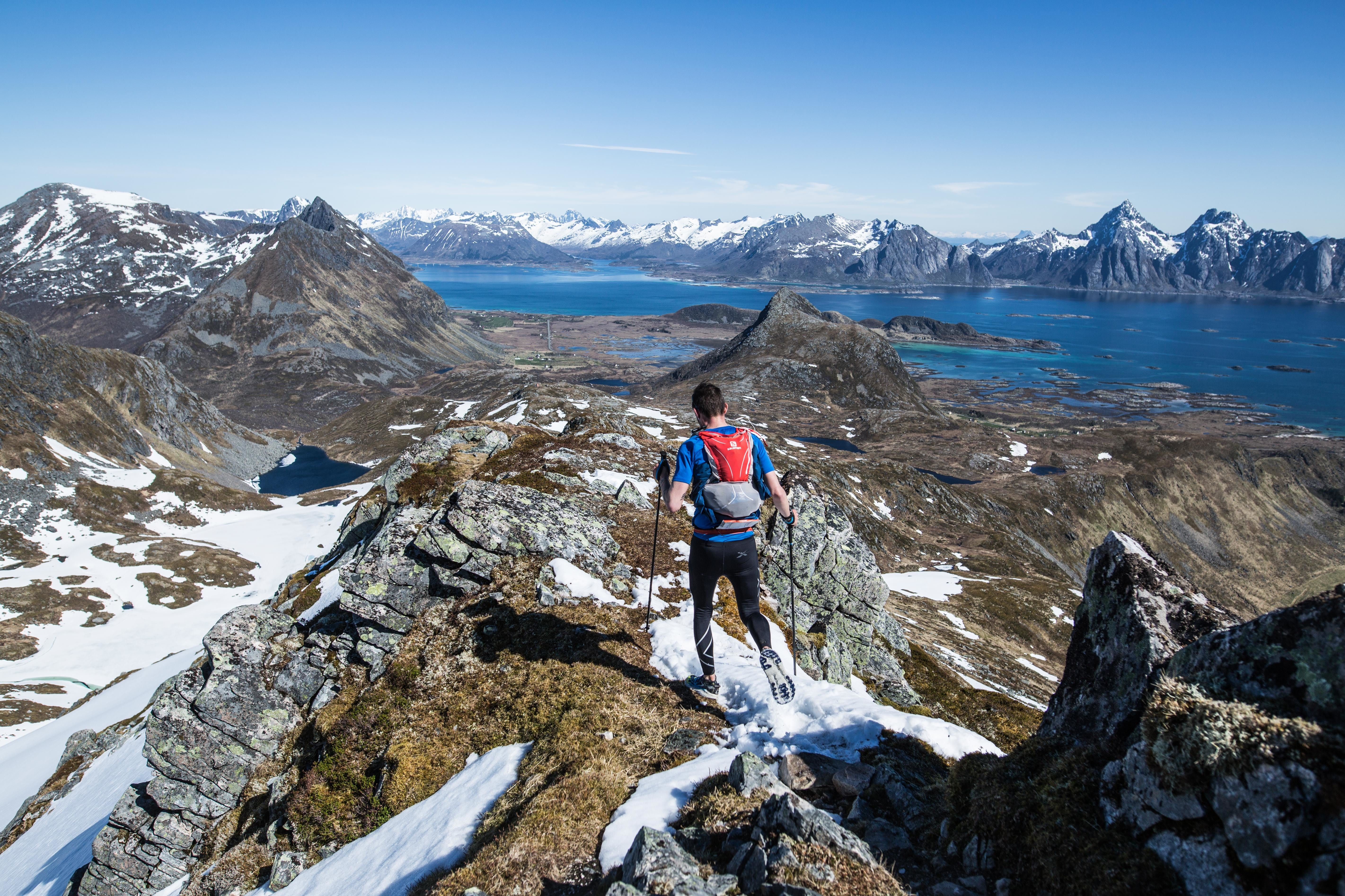 © Alexis Berg // www.thearctictriple.com, Lofoten Ultra-Trail 50 Miles // The Arctic Triple