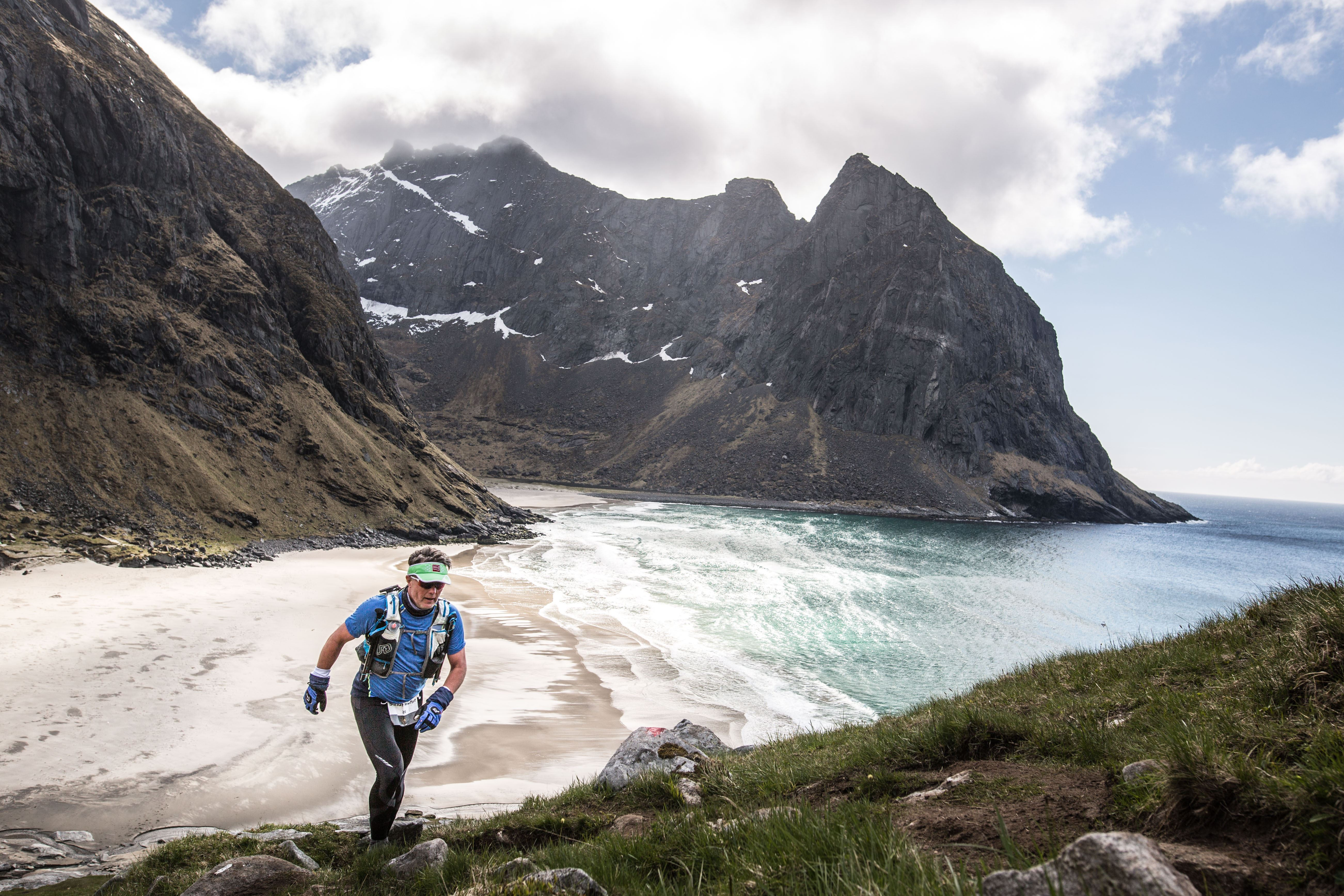 © Alexis Berg // www.thearctictriple.com, Lofoten Ultra-Trail 100 Miles RELAY // The Arctic Triple