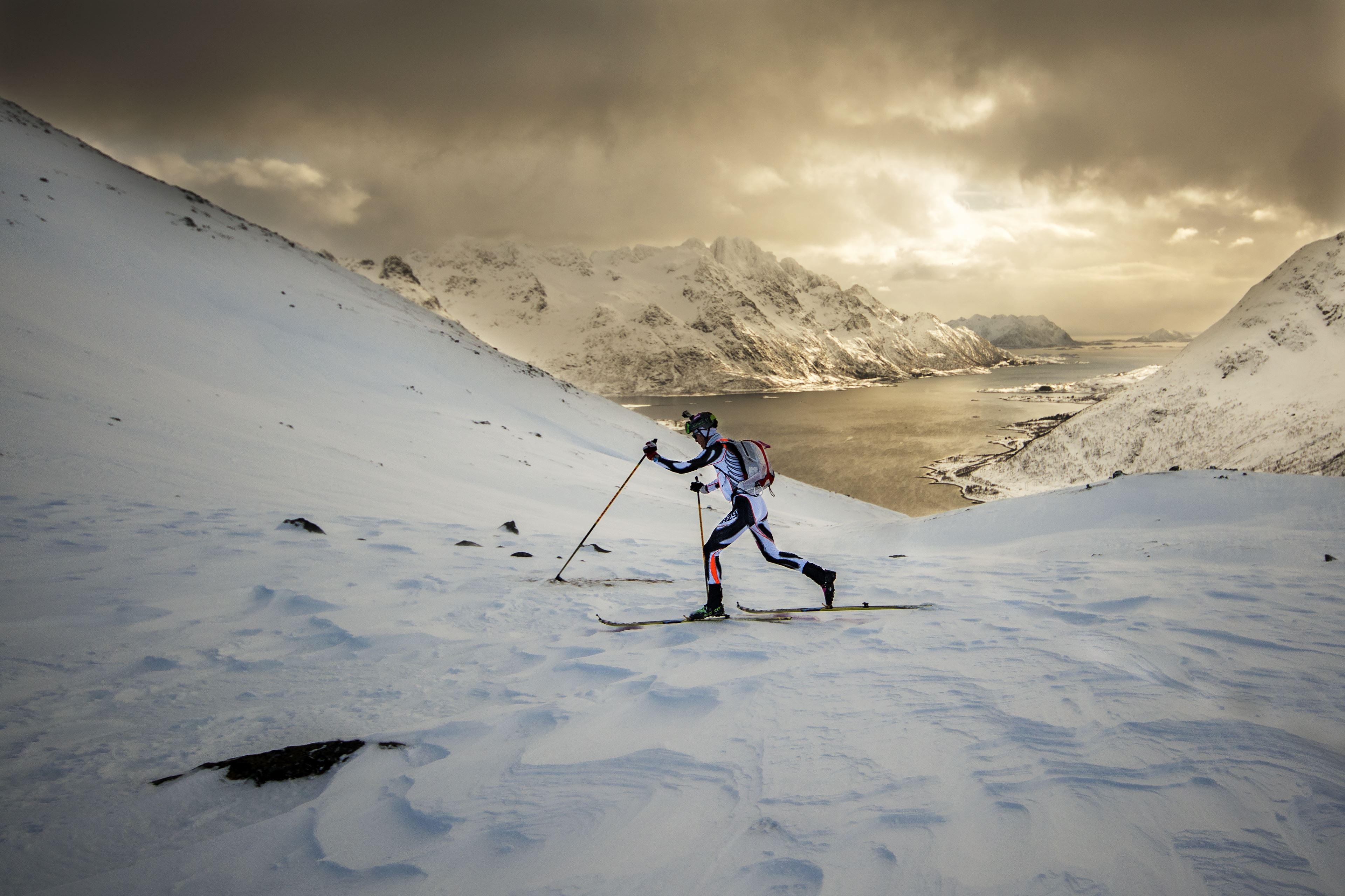 © Kai-Otto Melau / www.thearctictriple.com, Lofoten Skimo 4000+ // The Arctic Triple